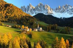 Khám phá thiên nhiên Thụy Sĩ những ngày thu