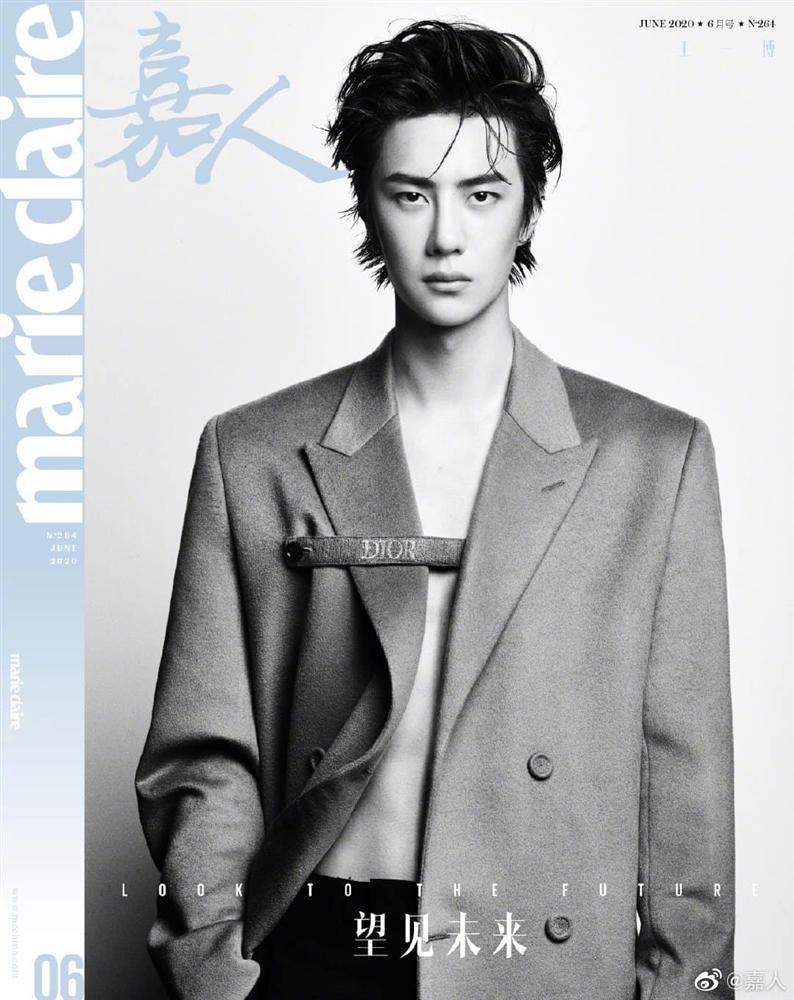 Vương Nhất Bác chiếm trọn top 10 doanh thu tạp chí-4