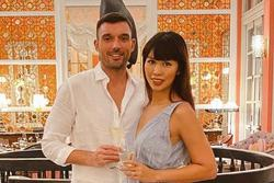 Hà Anh tuyên bố 'đuổi' chồng khỏi Việt Nam nếu phát hiện 'Tuesday'