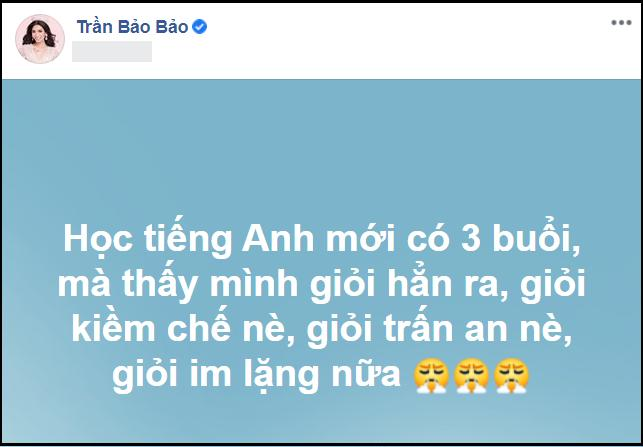 Liên tục bóc phốt chính tả Hải Triều, BB Trần đến ngày bị nghiệp quật-1