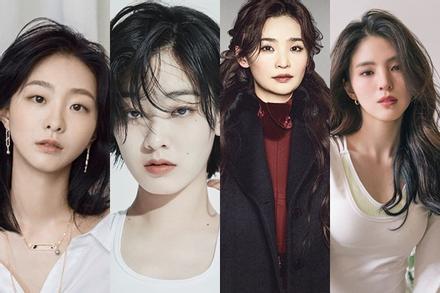 4 nữ diễn viên Hàn Quốc có màn bứt phá ngoạn mục năm 2020