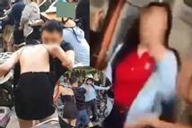 Người vợ trong vụ đánh ghen phố Lý Nam Đế: 'Chồng tôi đêm qua không về'