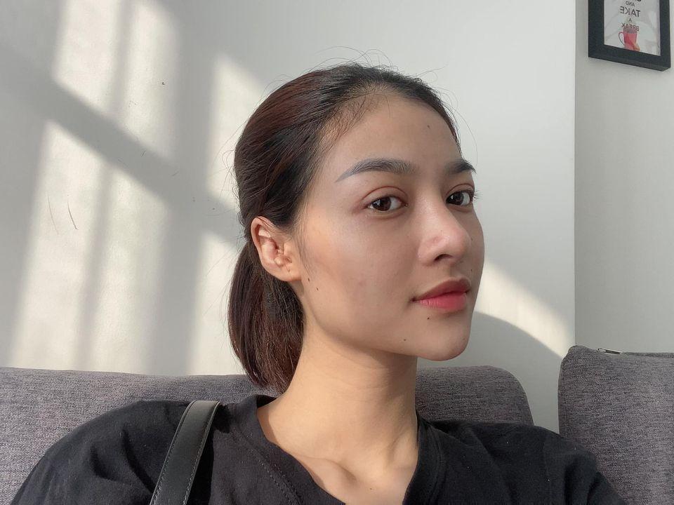 Á hậu Thế giới Việt Nam Kiều Loan bị chê sửa mặt như mấy bà bán kem trộn-1