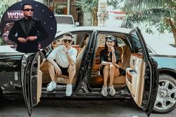 Vợ chồng Minh Nhựa khoe sống ảo trên siêu xe 50 tỷ, gây chú ý nhất là bình luận HLV Wowy