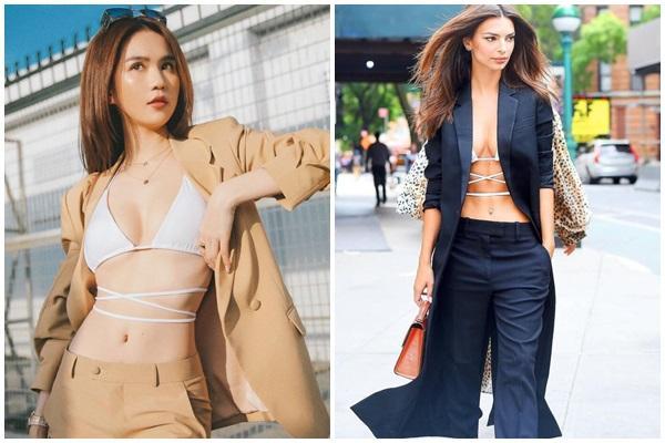 Ngọc Trinh sao chép phong cách từ tỷ phú Kylie Jenner đến Song Hye Kyo-5