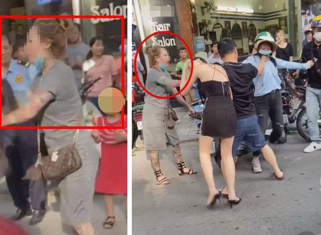 Profile thứ dữ của nữ phụ đánh ghen phố Lý Nam Đế: Từng đoạt HCV võ thuật Quốc gia-1