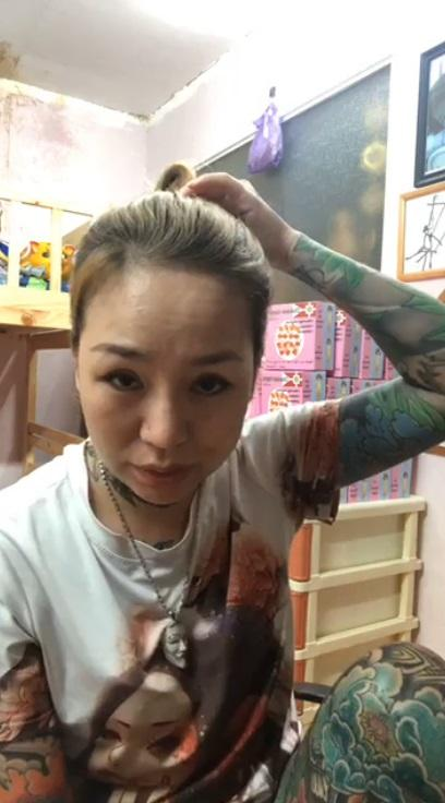 Profile thứ dữ của nữ phụ đánh ghen phố Lý Nam Đế: Từng đoạt HCV võ thuật Quốc gia-2