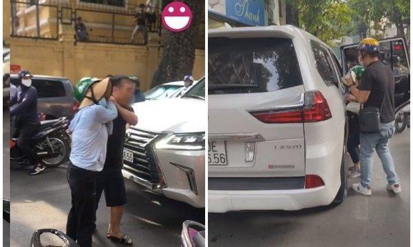 Lexus 570 trong vụ đánh ghen phố Lý Nam Đế có gì mà Tuesday mê man đến vậy?-2