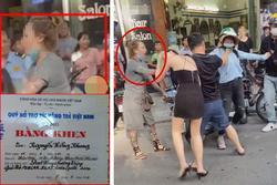 Profile 'thứ dữ' của nữ phụ đánh ghen phố Lý Nam Đế: Từng đoạt HCV võ thuật Quốc gia