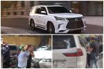 Lexus 570 trong vụ đánh ghen phố Lý Nam Đế có gì mà Tuesday 'mê man' đến vậy?