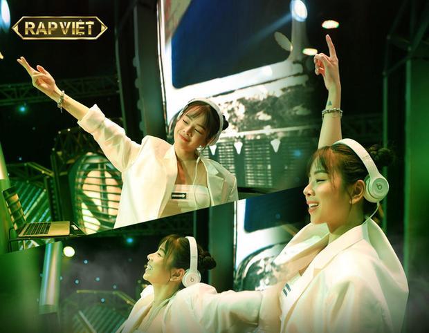 DJ Mie nhịn đói cả ngày khi quay Rap Việt-1