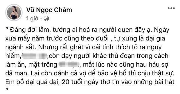 Sau phát ngôn về đại gia lái LX570, Vũ Ngọc Châm bị đào mộ chuyện Nguyễn Trọng Hưng-2