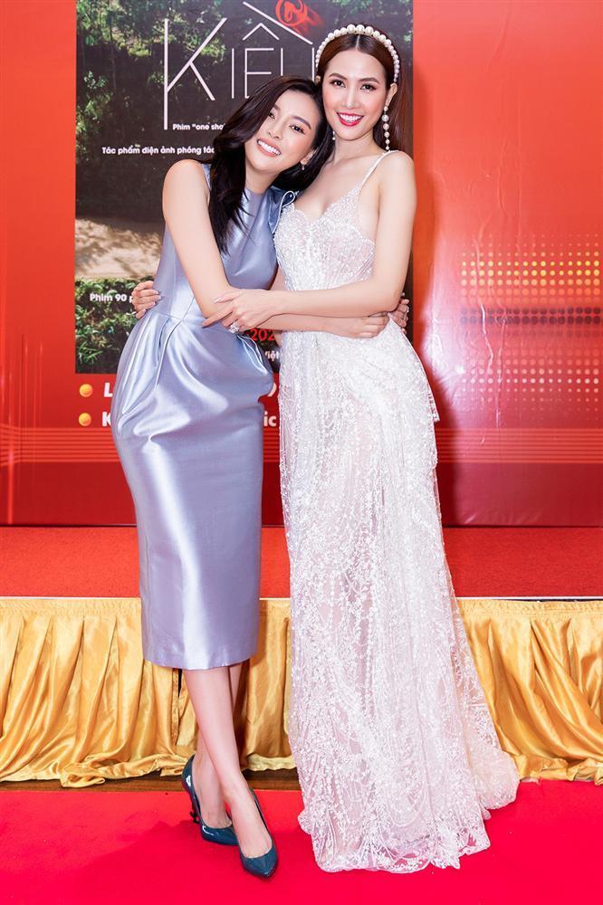 Cao Thái Hà khóc đến ngất xỉu khi đóng phim về nàng Kiều phiên bản hiện đại-3
