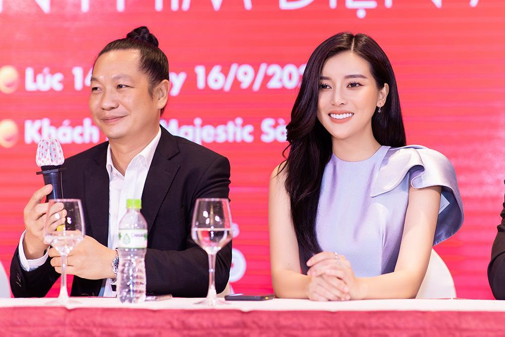 Cao Thái Hà khóc đến ngất xỉu khi đóng phim về nàng Kiều phiên bản hiện đại-8