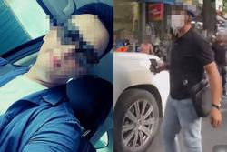 Anh xe ôm vụ đánh ghen ở Lý Nam Đế: Dân võ thuật, được giao chặn xe người chồng
