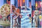 Ngả mũ loạt quốc phục Miss Grand Thailand, cách fan Việt đặt tên mới 'hại não'