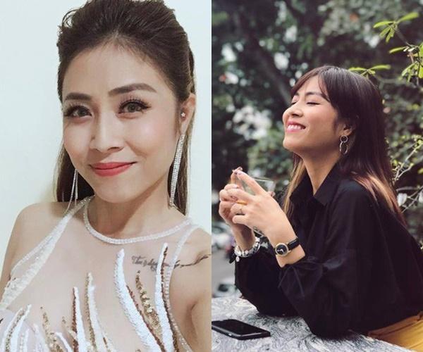 Khoe thêm hình xăm cực lớn, Hoàng Linh chính là nữ MC hổ báo nhất VTV-10