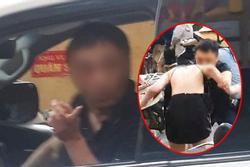Đại gia lái Lexus 570 bóp cổ vợ giải cứu 'Tuesday' trên phố Lý Nam Đế là ai?