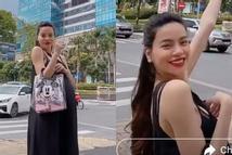 HOT: Hồ Ngọc Hà công khai bụng bầu song thai tháng thứ 7 to 'đùng đoàng'
