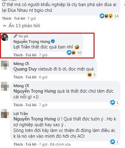 1 tháng sau ồn ào ngoại tình, Nguyễn Trọng Hưng lộ thân hình phát tướng qua ảnh được tag-2