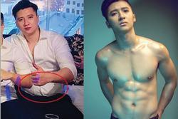 1 tháng sau ồn ào ngoại tình, Nguyễn Trọng Hưng lộ thân hình phát tướng qua ảnh được tag
