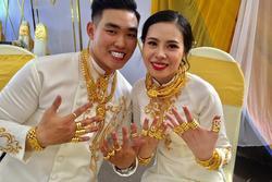 Cặp đôi được trao hồi môn 2,5 tỷ cùng 49 cây vàng trong đám cưới giờ có cuộc sống ra sao?
