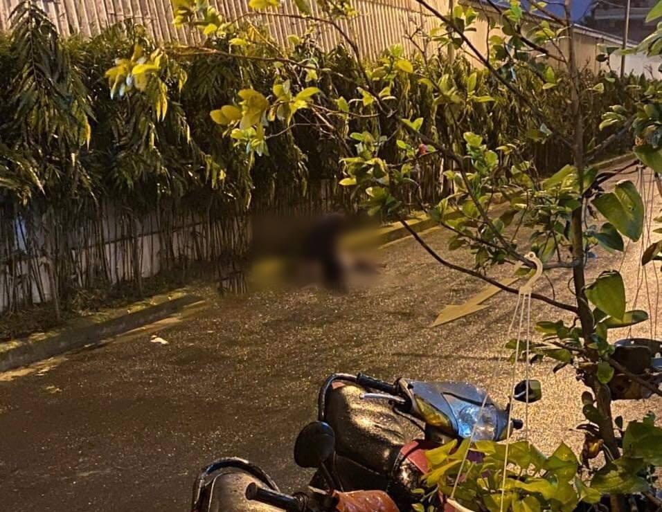 Cô gái trẻ ở TP HCM rơi từ tầng cao chung cư xuống đất tử vong-2