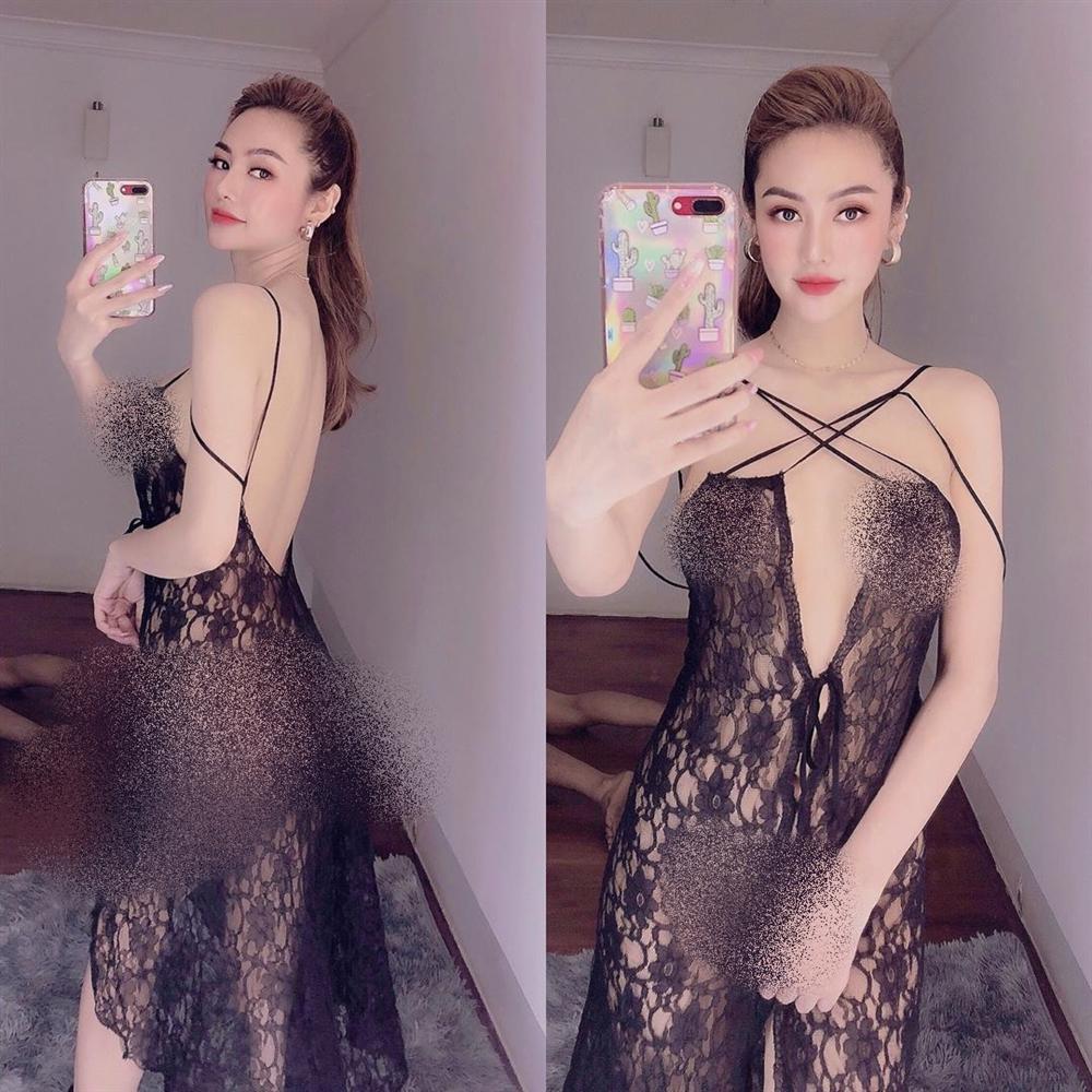 Bộ ba người đẹp Việt thường xuyên khủng bố mạng xã hội bằng ảnh khoe thân-5