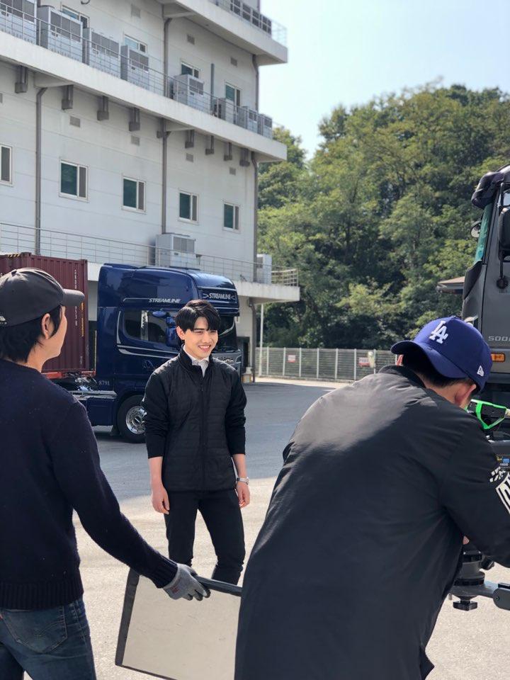 Chuyện của chàng trai Việt kiệt sức đóng một vai có thoại ở phim Hàn-1