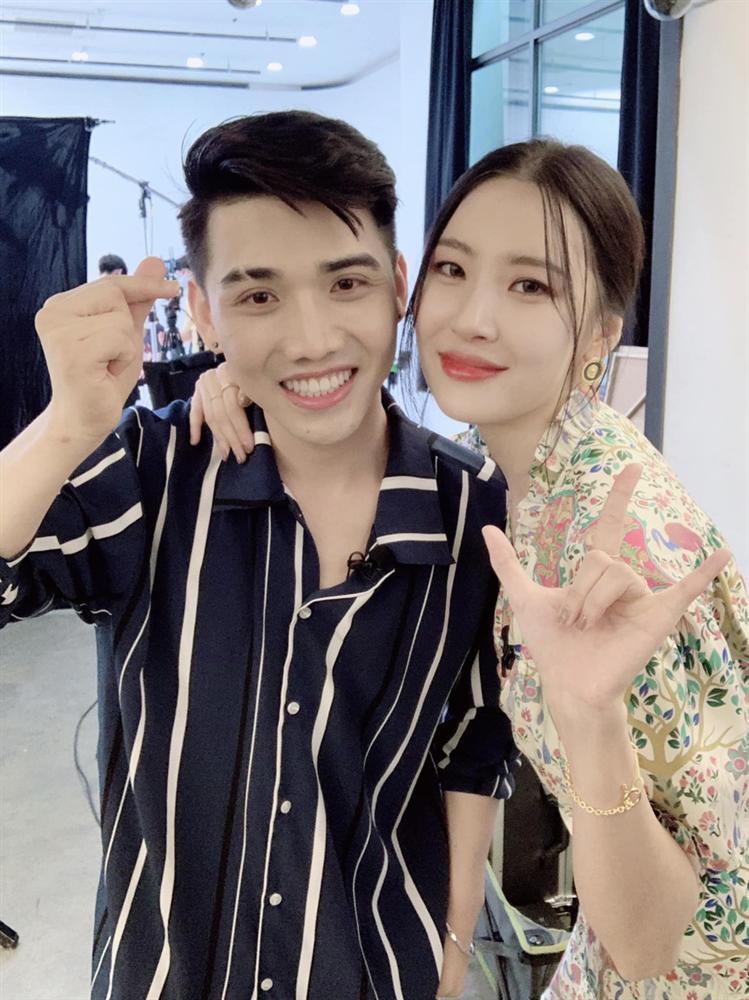 Chuyện của chàng trai Việt kiệt sức đóng một vai có thoại ở phim Hàn-7
