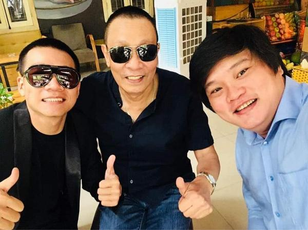Lão Đại Wowy gây bão mạng khi chính thức hội ngộ MC Lại Văn Sâm-1