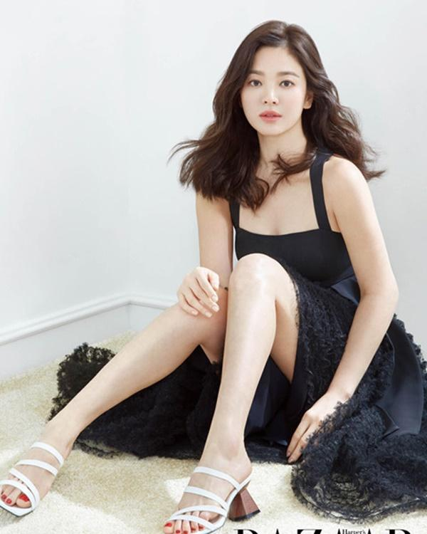 Hoa mắt chóng mặt với khối tài sản kếch xù của Song Hye Kyo-1