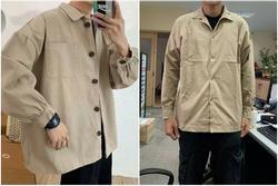 Ham hố mua chiếc áo phong cách Hàn Quốc, chàng trai nhận hàng còn thua cả áo phụ hồ