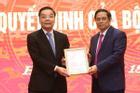 Ông Chu Ngọc Anh nhận quyết định giữ chức Phó Bí thư Thành ủy Hà Nội