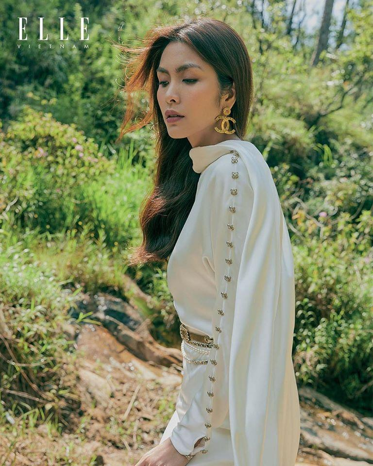 Hà Tăng lấn át Seo Ye Ji, đẳng cấp sang chảnh ngọc nữ Việt quả không tầm thường-6