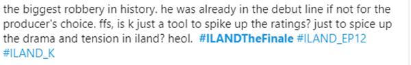 I-LAND đình đám là thế mà vừa kết thúc đã bị đòi tẩy chay vì vừa xấu vừa vô lễ-19