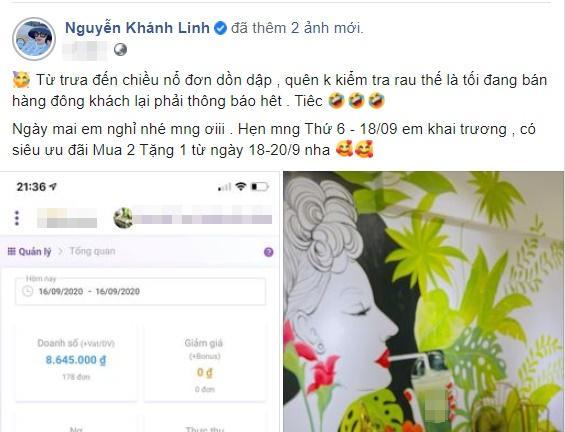 Vợ Bùi Tiến Dũng bị nhận xét trẻ trâu khi xóa cập nhật single mom trên Facebook-2