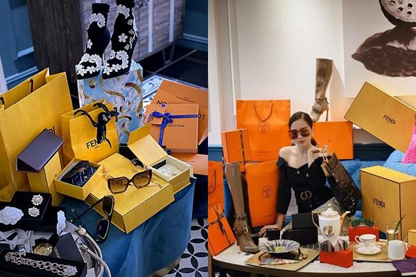 Bạn thân Vũ Khắc Tiệp: Đi chơi mặc nguyên cây Dior, mỗi lần shopping rước cả núi đồ hiệu-6