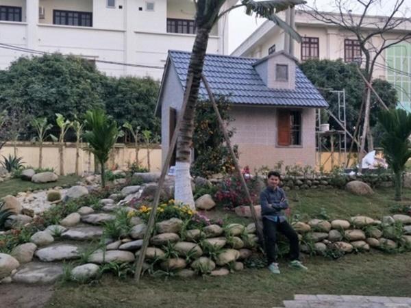 Toàn cảnh biệt phủ của danh hài Xuân Bắc ở Hà Nội khiến dân tình choáng ngợp-9
