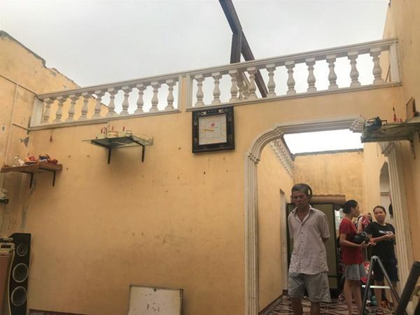 Hơn 30 người thương vong do bão số 5-1
