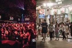 Tạ Hiện trở lại ngày Hà Nội trở lạnh: Người đông nghịt không có chỗ nhích chân