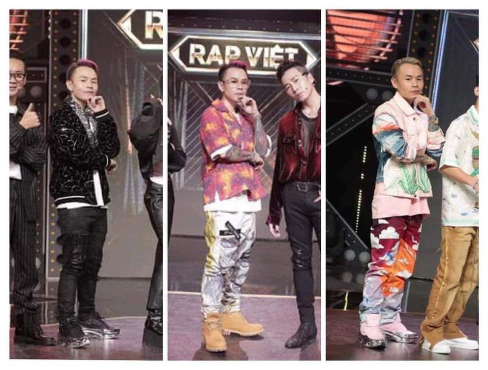 Mang tiếng người yêu là fashionista, Binz cũ mèm khi pose mãi 1 dáng suốt 8 tập Rap Việt-6
