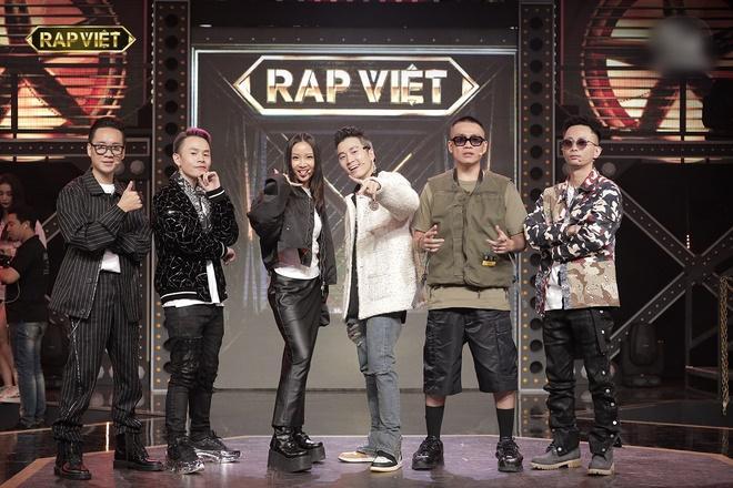 Mang tiếng người yêu là fashionista, Binz cũ mèm khi pose mãi 1 dáng suốt 8 tập Rap Việt-1