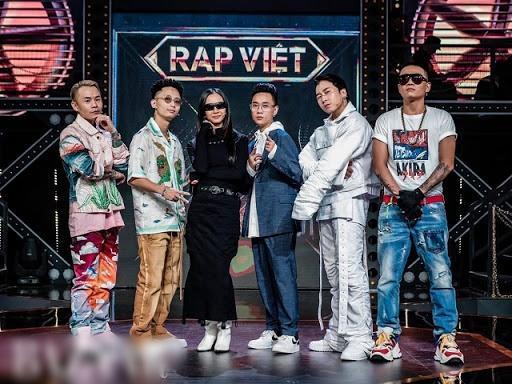 Mang tiếng người yêu là fashionista, Binz cũ mèm khi pose mãi 1 dáng suốt 8 tập Rap Việt-4