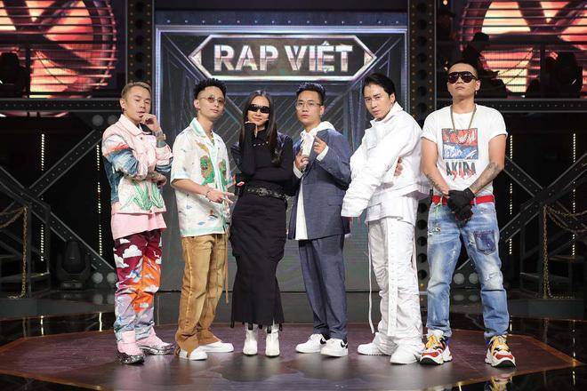 Mang tiếng người yêu là fashionista, Binz cũ mèm khi pose mãi 1 dáng suốt 8 tập Rap Việt-5