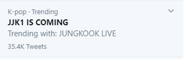 Phát live Youtube vỏn vẹn hơn 2 phút, Jungkook đã gây náo loạn twitter Mỹ-4