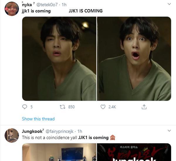 Phát live Youtube vỏn vẹn hơn 2 phút, Jungkook đã gây náo loạn twitter Mỹ-7