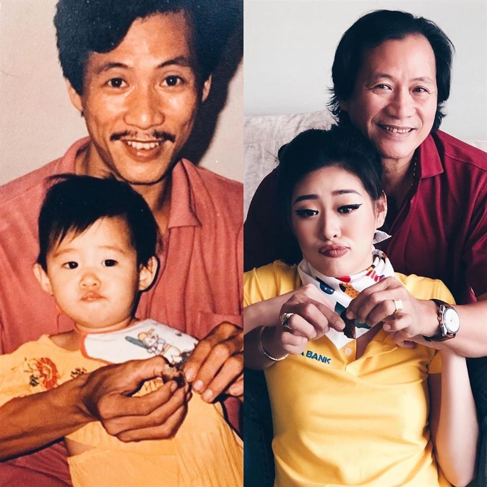 Bố hoa hậu Khánh Vân trổ tài vẽ con gái, kết quả khiến người xem bất ngờ-12