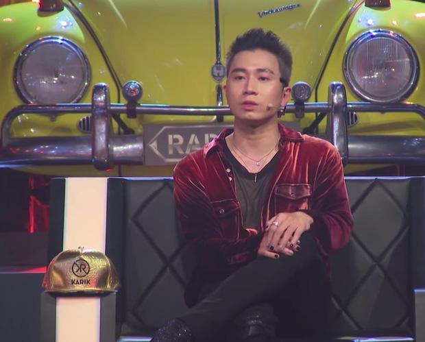 Karik khoe bộ móng ba màu trên Rap Việt, có lẽ nào đang ngầm phát cẩu lương cho fan?-3