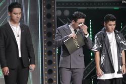 Khóc trên sân khấu 'Rap Việt', Trấn Thành khẳng định nước mắt tự rơi không cần diễn